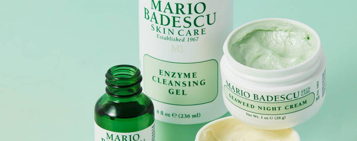 Seaweed Night Cream Mario Badescu Review